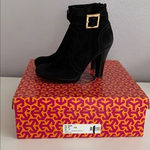 Tory Burch Shoes - Tory Burch Booties Black